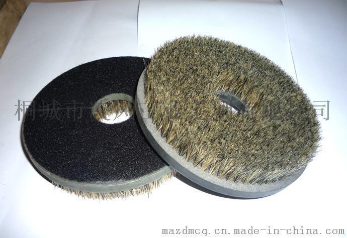 汽车齿轮加工用毛刷盘