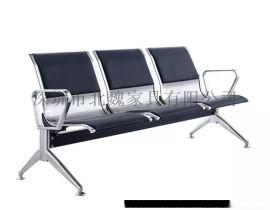 帶茶幾椅不鏽鋼連排椅、排椅公共座椅廠家、醫院候診椅、PU排椅、不鏽鋼排椅