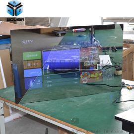 欧视显27寸防水电视浴室卫生间智能触摸魔镜安卓网络镜面电视