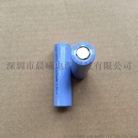 18650锂电池2000mah加保护板出线  3.7v美容仪电池18650