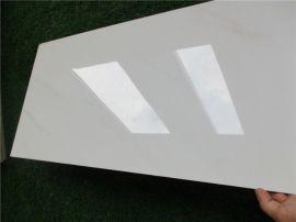 慕斯凯陶瓷亮光雅士白瓷砖薄板400 800客厅内墙砖