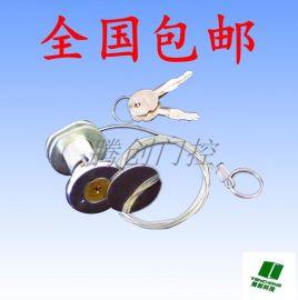施普雷特/索玛//玛斯特/门人通用车库门铜芯钢丝锁停电手动应急锁