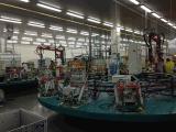 无锡维吉尔厂家直销聚氨酯发泡转盘生产线