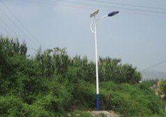 雲南昆明各類戶外燈具太陽能路燈專用生產廠家XY-20WLED太陽能路燈