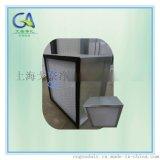 超細玻璃纖維濾料紙隔板高效過濾器