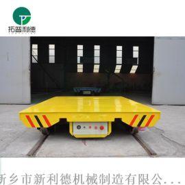 手推平板车变压器搬运KPX蓄电池电动平车