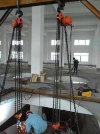 怀鸽大吨位爬架群吊电动葫芦 工地起重专用爬架电动吊葫芦