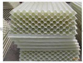 冷却塔填料-玻璃钢冷却塔点波填料-冷却塔S波填料