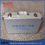 厂家定做铝合金航  输  箱 便捷式手提精密仪器仪表铝箱 质量