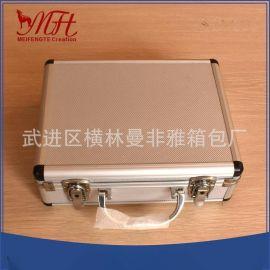 厂家定制**手提密码箱 铝合金仪器箱 万向轮运输设备航空箱