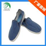 供應防靜電無塵鞋牛仔中巾鞋防靜電無塵鞋生產廠家直銷