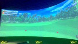 杭州室内高尔夫模拟器