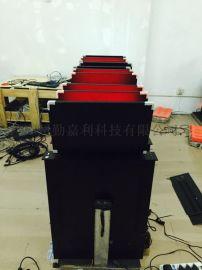 超薄液晶电脑一体机 话筒升降器