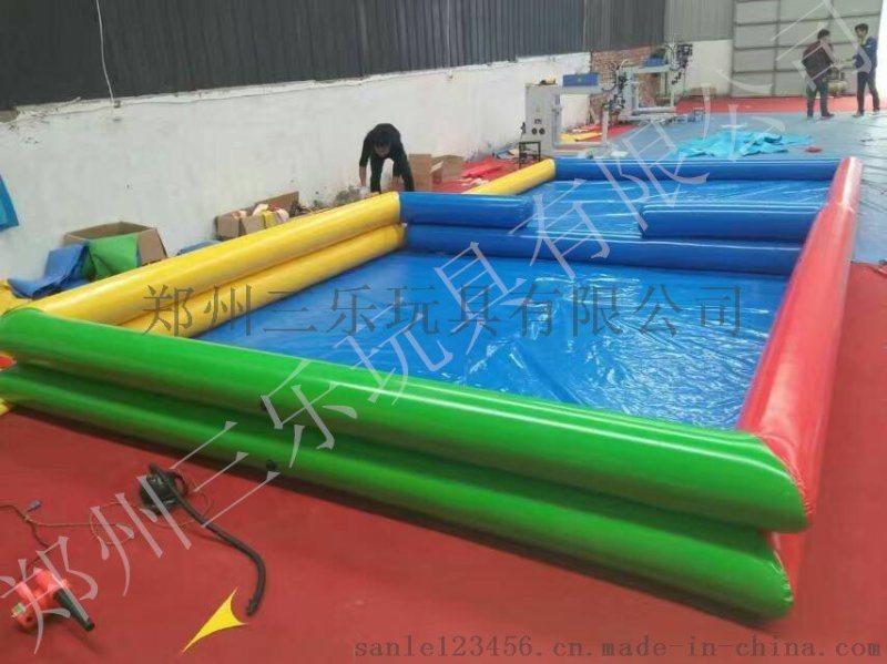 广西南宁儿童充气游泳池三乐玩具厂家