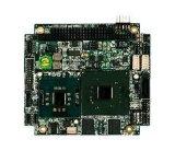 研祥104介面工控主板104-1714CLDNA集成CM600M處理器板載記憶體帶cf卡接