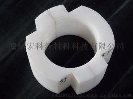 港口机械配套UPE标准中托辊边托辊整体托辊耐磨块