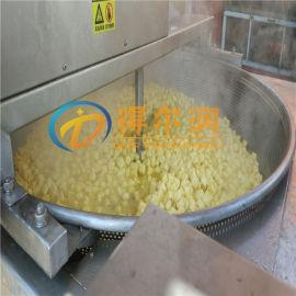 燃气炸豆泡油炸锅 炸油豆腐油炸设备 翻转油炸锅