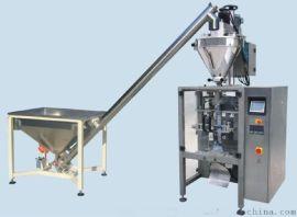 核桃黑豆粉末包装机、糯米粉末定量分装机、可带易撕口