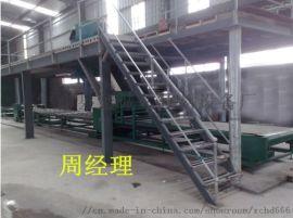 鑫诚达玻镁防火板设备生产线
