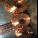 供应高质铜带 T2紫铜带 高精 电缆铜带厂家价加工