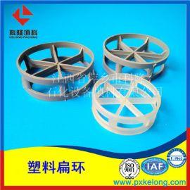 直销塑料PP扁环规格DN38/DN50/DN76