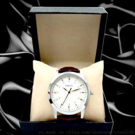 POKULE XJK1802B 不锈钢石英手表