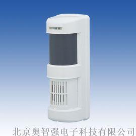 TAKEX戶外紅外探測語音報警器 PVW-12TE