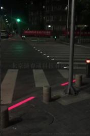 智能斑马线(行人路口安全)
