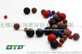进口4.76mm水磨橡胶球