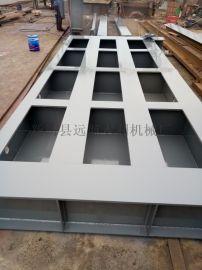 2米钢板闸门 不锈钢闸门 钢板拍门