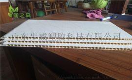 山东竹木纤维工程板塑钢板石塑板厂家
