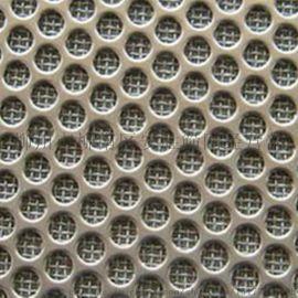 广西304不锈钢圆孔网