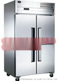 泰安冷柜|爱雪商用四门冷柜