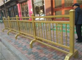 河北省厂家直销镀锌管黄金护栏 莲花座黄金护栏