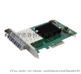 千兆PCI-E四光口光纤网卡