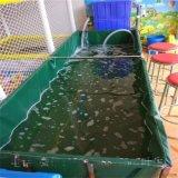 養殖水池 支架魚池 摺疊游泳池 兒童戲水池廠家定製
