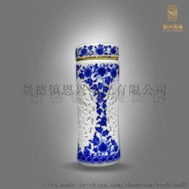 大量供应礼品杯陶瓷会议杯商务礼品保温杯可加logo