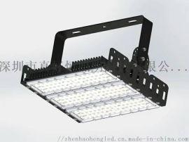 200w室外防水射燈 隧道工程照明燈