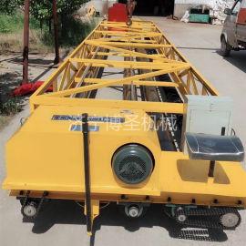 混凝土摊铺机 3辊轴沥青混凝土摊铺机厂家直销