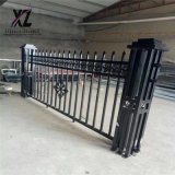 锌钢护栏优势,院墙铁艺围栏,铁艺围栏生产