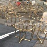 304不锈钢桌腿支架 柜子茶几脚架 不锈钢桌脚加工