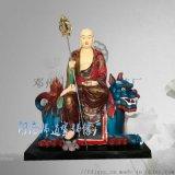佛教地藏王菩萨图片 树脂佛像厂家 闵公道明