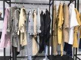 19品牌单品风衣折扣女装直播货源厂家直销