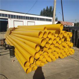 梧州 鑫龙日升 热力管网地埋式保温管 dn600/630直埋保温钢管