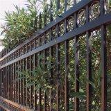 别墅庭院锌钢护栏 不锈钢栏栅 铁艺护栏 隔离栏