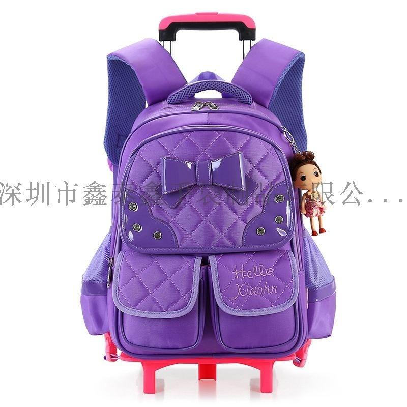 学生书包背包生产定制