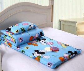 供应南宁幼儿园被套/南宁幼儿园床上用品/儿童棉被6件套