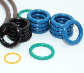 橡胶密封圈 硅胶O-ring耐高温耐腐蚀 原胶进口