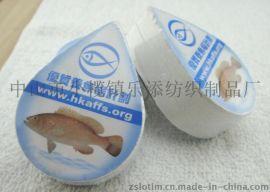 厂家直供订制广告促销礼品纯棉印花绣花竹纤维压缩毛巾