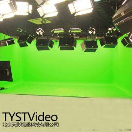 优课录制系统主机 演播室互动 虚拟抠像慕课制作